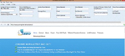 Windows 7 ClassAdsCom Easy Submitter 1.2 full