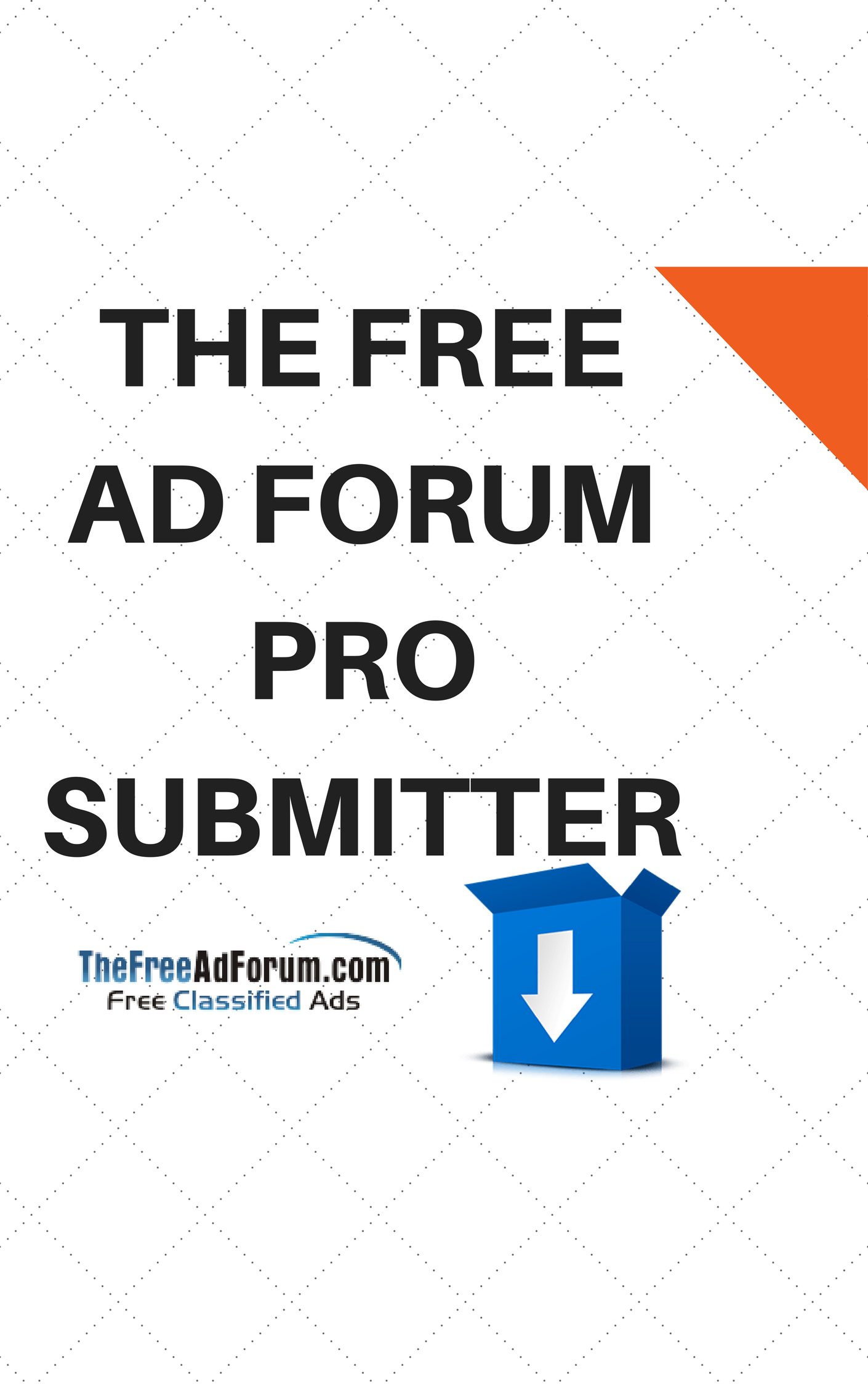 The Free Ad Forum Pro Submitter – Coolmarketingsoftware com