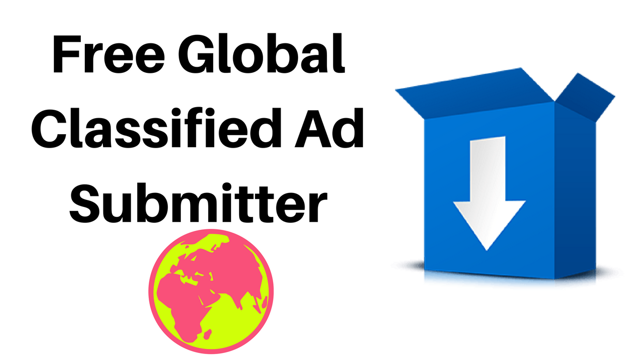 Global Free Classified Ad Submitter – Coolmarketingsoftware com